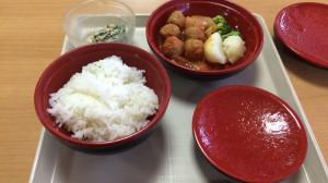 二日目昼食